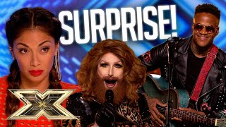 Download SURPRISED?! MOST UNEXPECTED AUDITIONS! | The X Factor UK