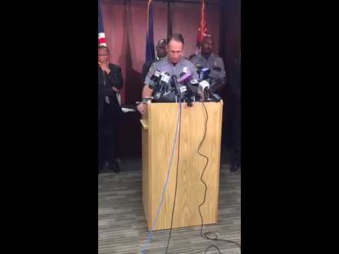 Mayor Holden & BRPD Chief Dabadie give statement on officer involved shooting