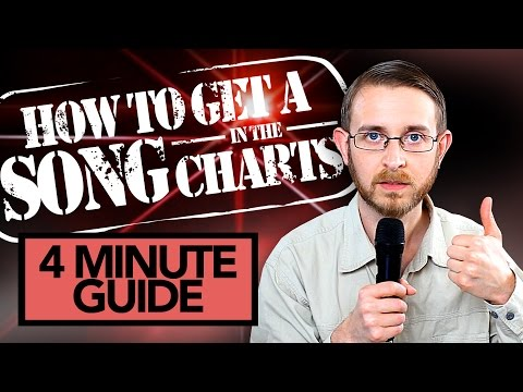 How To Get a Song In The Charts