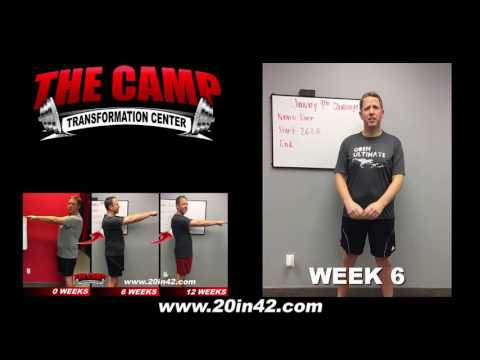Pleasant Grove UT Weight Loss Fitness 12 Week Challenge Results - Dann Goff