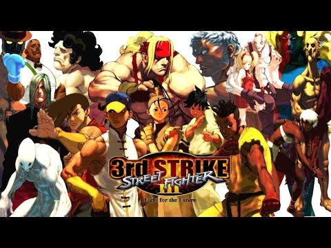 street fighter 3 cool rom