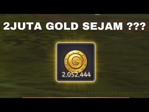 2 JUTA GOLD DALAM 1 JAM?? WORLD OF DRAGON NEST