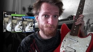 Rocksmith 2014 Remastered PS4/One/PC: What
