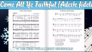 400+ Christmas Carols Song Book - Sheet Music for Piano