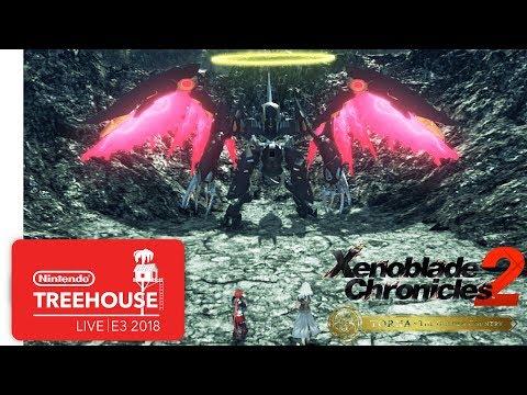 Xenoblade Chronicles 2: Torna ~ The Golden Country - Nintendo Treehouse: Live | E3 2018