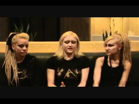 Cruxshadows Dancers Interview PART II