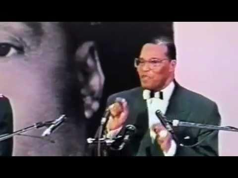 Louis Farrakhan - Saviours' Day speech, Chicago, 1996 ...