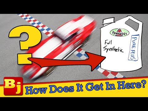 Where Does Synthetic Oil and Conventional Motor Oil Come From?