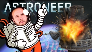 SPACE MADNESS! - Astroneer Gameplay Part 3 thumbnail