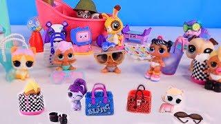 Куклы Лол Сюрприз! Мальчик, девочка или питомец кого найдёт Невеста - мультик Lol Surprise Dolls