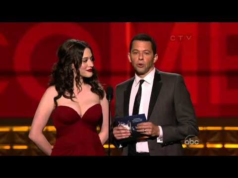 Kat Dennings - 2012 - Emmy Awards