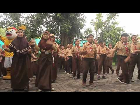Milkuat Dance Competition SDN MARGAHAYU 02