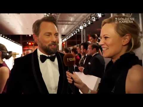 Interview Mit Steven Gätjen Goldene Kamera 2018 Youtube