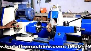 HYDRAULIC CYLINDRICAL GRINDING MACHINE 125 X 300 MM (OM BRAND)