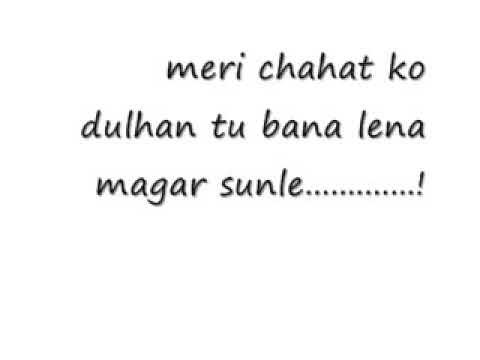 Koi dewana kehta hai!!Kumar vishwash!!The...