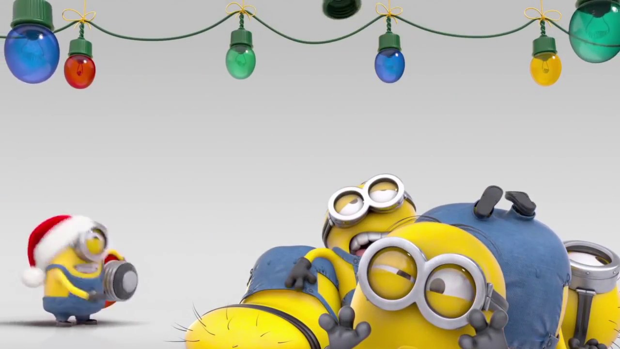 minions lustige weihnachten don 39 t do this at home d youtube