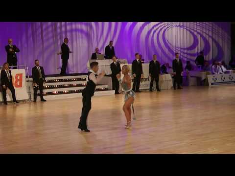 Holland Masters 2017 Almere WDSF World Open Latin Final
