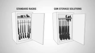 Gun Storage Solutions Safe Accessories