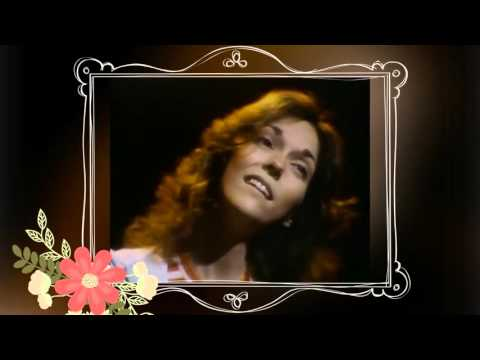 All You Get from Love Is A Love Song ~ Carpenters ~ HD