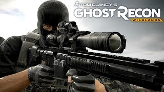 Ghost Recon Wildlands: Stealth Heist Gameplay