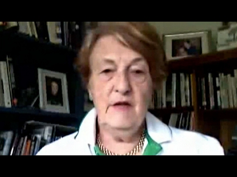 The People's Tribunal on the Iraq War, Day Two: Helen Mary Caldicott