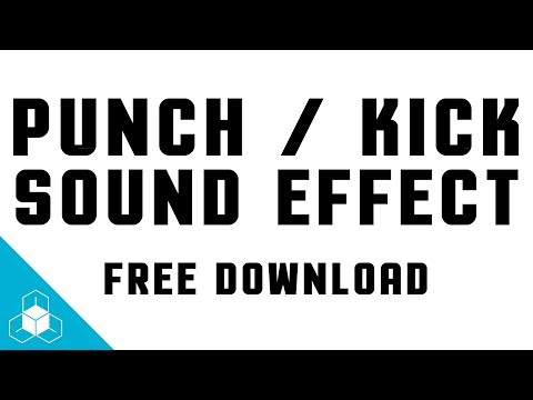 PUNCH SOUND EFFECT - Daily FREE Fighting Sound Effects