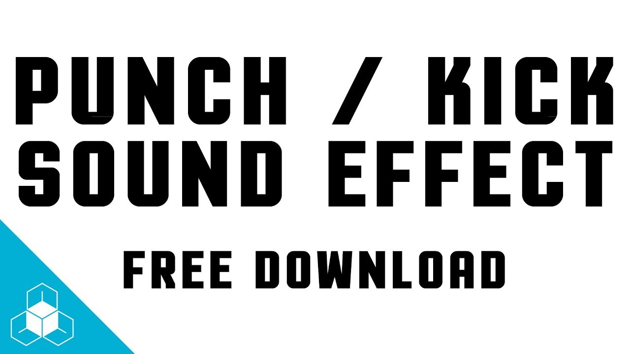 Punch sound effect (free download) youtube.