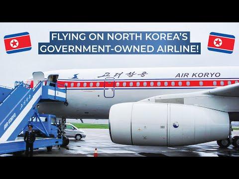 TRIPREPORT | Air Koryo (ECONOMY) | Beijing Capital - Pyongyang Sunan | Tupolev Tu-204