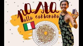 Food Finds: Pasta alla Carbonara at Saigon Outcast