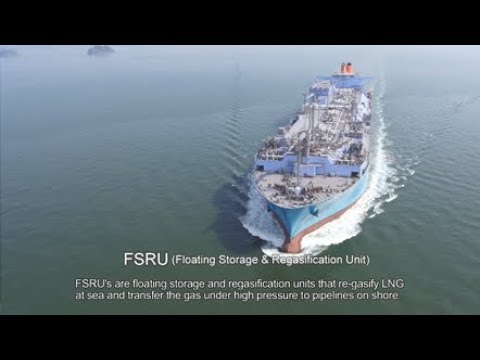 LNG・Offshore Division Promotion Movie~Challenge to New Field in Energy Sector~