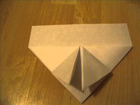 Cool Origami Secret Letter