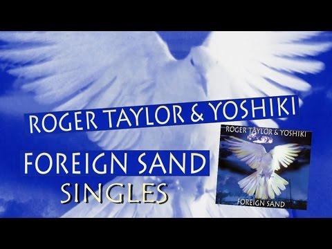 [160] Roger Taylor & Yoshiki - Foreign Sand Singles (1994)