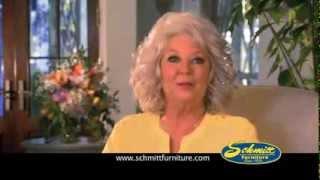 Paula Deen Free Cookware Promotion @ Schmitt Furniture