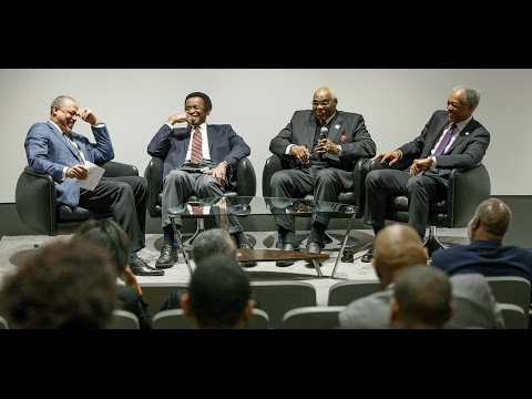 Black History Panel at Hall Provides Unique Platform for Powerful Insights about College Football
