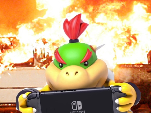 (YTP) Nintendo Switch Parental Controls