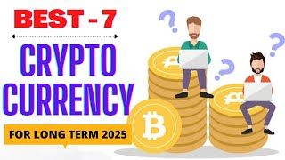 Best 5 CRYPTOCURRENCY  For long Term || Which coin buy now || Avax Coin and   polkadot Don't Buy  ||