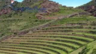 Trip to Peru - Inca Ruins of Pisac
