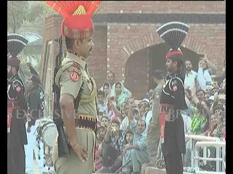 Download EXCLUSIVE: Post surgical strike, Beating Retreat ceremony welcome commoners