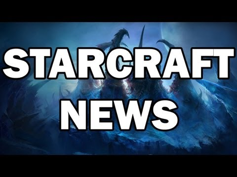 StarCraft News - 06/04/12 - (Pulse) - Matchmaking Changes, World Championship Series, IPL4 & More! from YouTube · Duration:  9 minutes 6 seconds