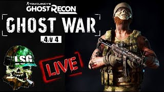 SOME GHOST RECON WILDLANDS GHOST WARS PVP