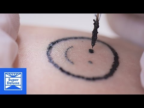Thumbnail: D.I.Y. Stick N' Poke Tattoo