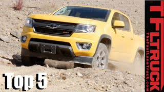 tested reviewed top 5 best off road trucks from the factory