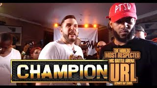 CHAMPION | INITIATION - B DOT VS MIKE P - FULL RECAP - PART 1 - SMACK/URL
