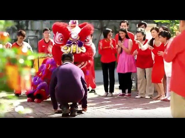 2014 Ribena CNY Advertisement - www.sheng-wai.com