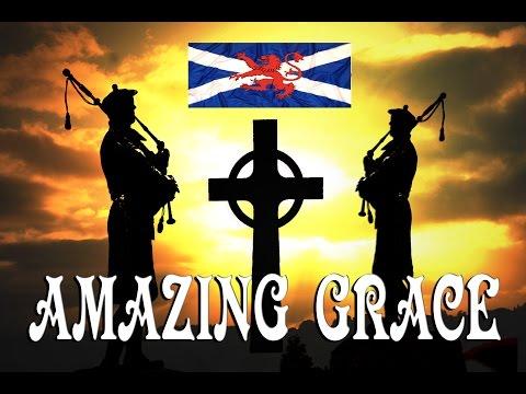 AMAZING GRACE - Royal Scots Dragoon Guards