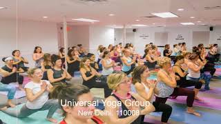 Top 9 Yoga Centres in delhi