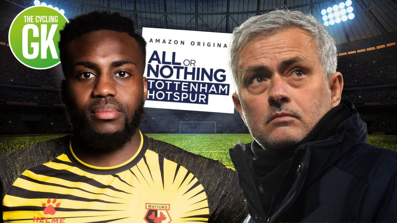 Danny Rose On Jose Mourinho & THAT Amazon Documentary
