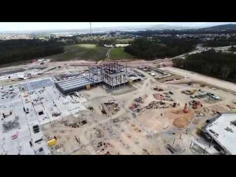 Westfield Coomera | Drone Footage 1