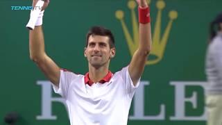 Highlights: Djokovic Dominates Zverev In Shanghai 2018