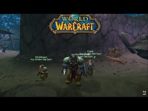 World Of Warcraft Ep 20 Buscando el Hombre oso cerdo